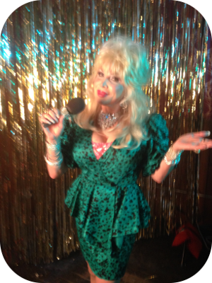 Dolly Parton Impersonator